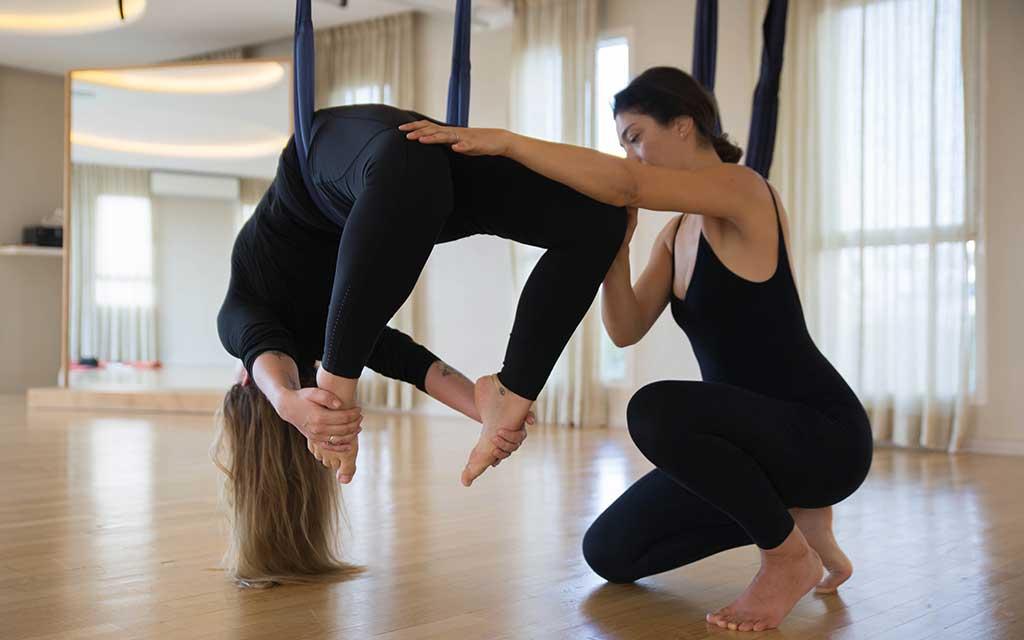 Airo Yoga Teachers